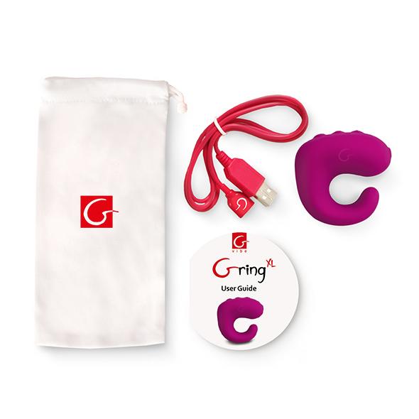 Vibratore-da-dito-e-telecomando-Gring-XL-GVibe-contenuto