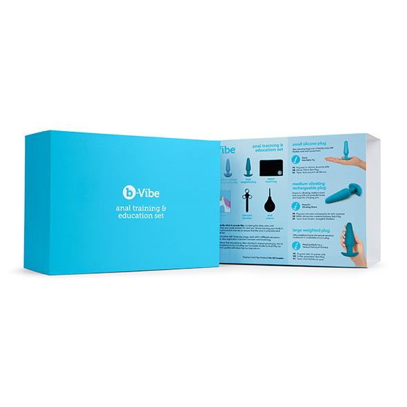 Plug-set-per-allenamento-ed-educazione-b-Vibe-confezione