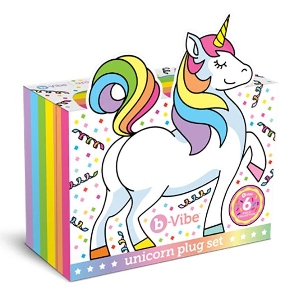 Plug-set-Unicorno-b-Vibe-confezione